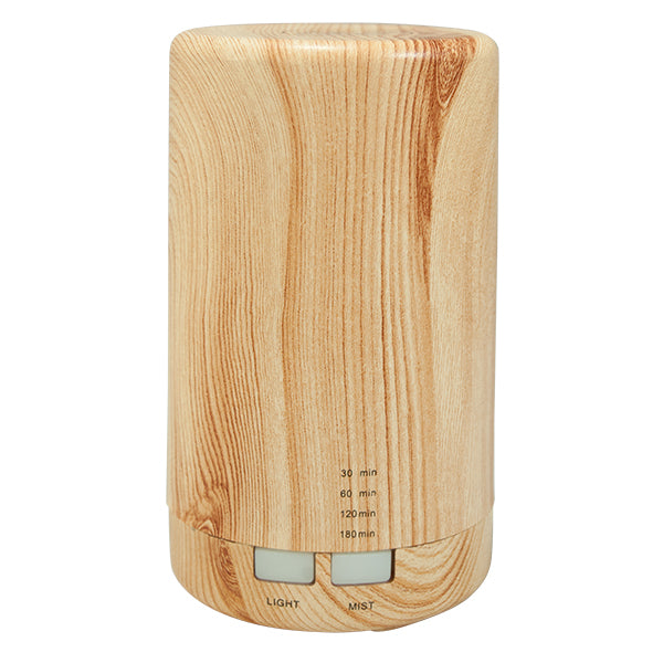 Cylinder Wood Diffuser