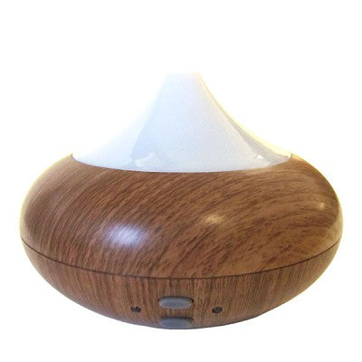 Teardrop Wood w/ White Diffuser