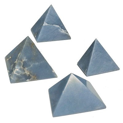 Angelite Pyramid