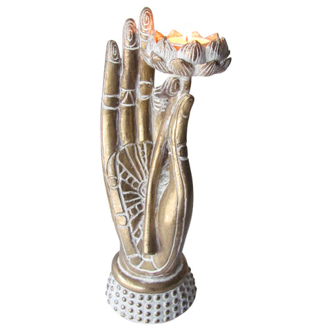 Vitarka Candle Holder
