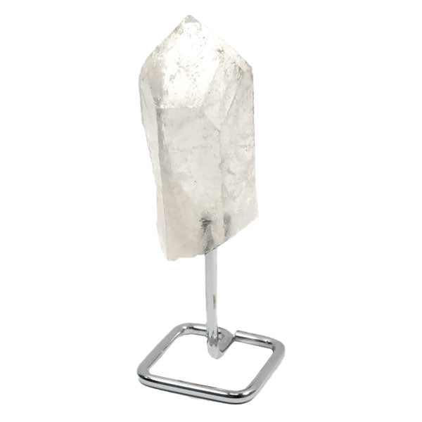 Quartz on Metal Base