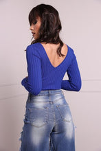 Your Heiress Bodysuit - Blue