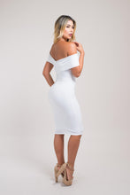 Multiverse Mini Dress - White