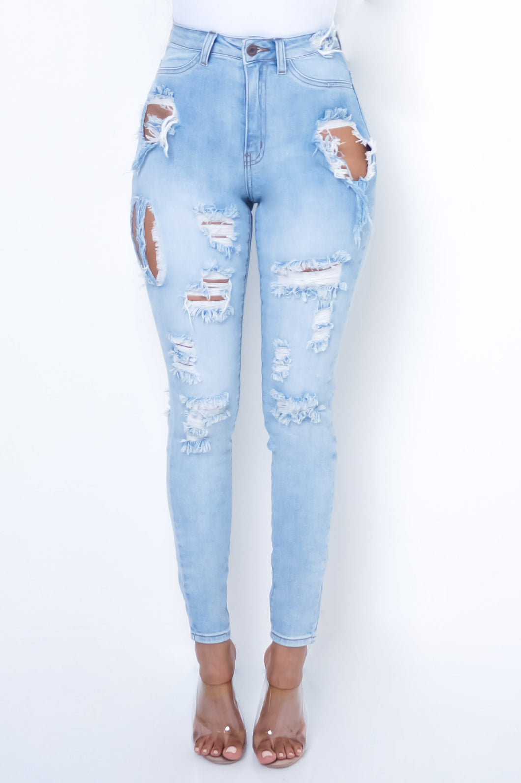 Countdown Jeans - Light Blue