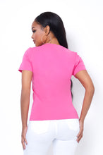 Sweetheart Top - Pink