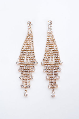 Silvia Earrings - Gold