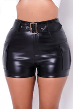 Out All Night Shorts - Black