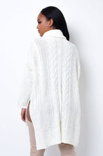 Taken! Tunic Top - White