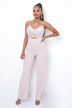 Priscilla Jumpsuit - Light Pink