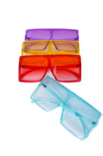 Block Sunglasses - Multicolor