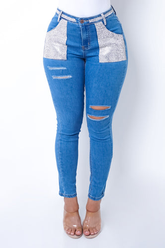 Obsession Jeans - Medium Wash