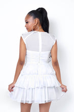 Jackie Mini Dress - White