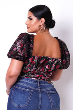 Plus Size Body Katrina-Black
