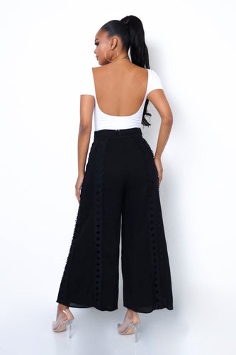 Saved By The Bell Pants - Black