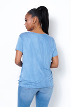Cielito Top - Light Blue