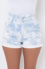 Mix It Up Short - Baby Blue
