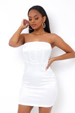 Esther Mini Dress - White