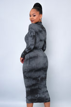 Plus Size Bernarda Two Piece Pant Set - Brown