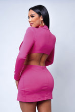 Baeview Two Piece Short Set - Red