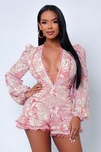 Amber Mini Dress - Blue