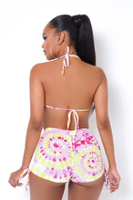 Noelia Two Piece Set - Yellow