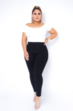 Plus Size Delilah Bottoms - Black
