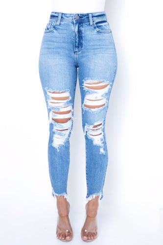Allie Jeans - Light Blue
