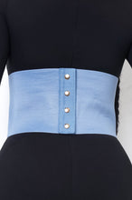 Kimberly Belt - Denim