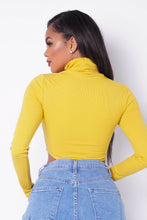 Kamila Bodysuit - Yellow