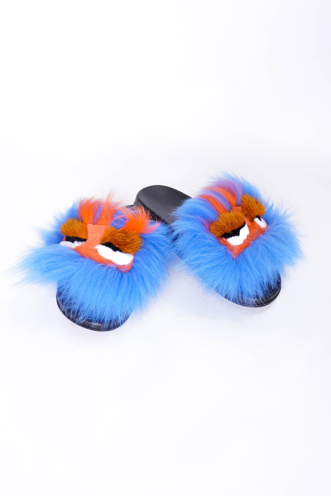 Piano Kids Sandals - Blue