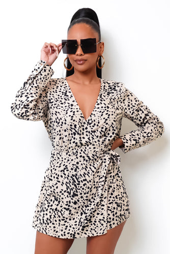 Plus Size Never Stop Shirt - Brown