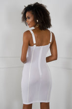 Forgotten Mini Dress - White