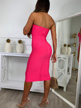 Pinky Promise Midi Dress