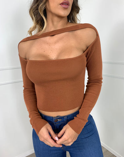 Chocolate Craving Top