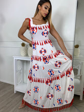 From Past Generations Maxi Dress