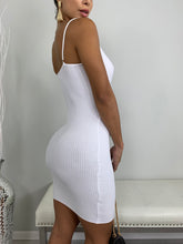 Luz Mini Dress - White
