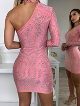 Jewel Couture Mini Dress