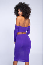 I'm Viola Two Piece Skirt Set