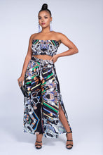 No Fashion Rules Two Piece Skirt Set