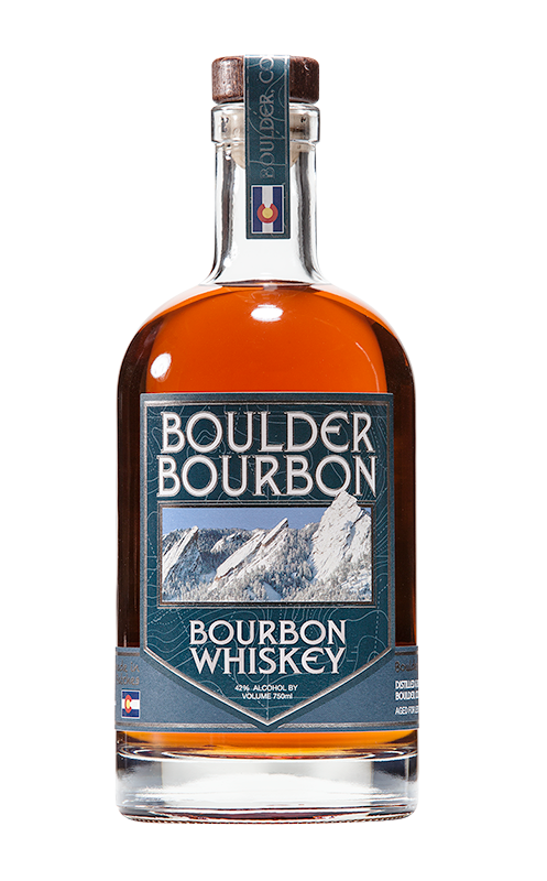 Boulder Bourbon - COMING IN 2018