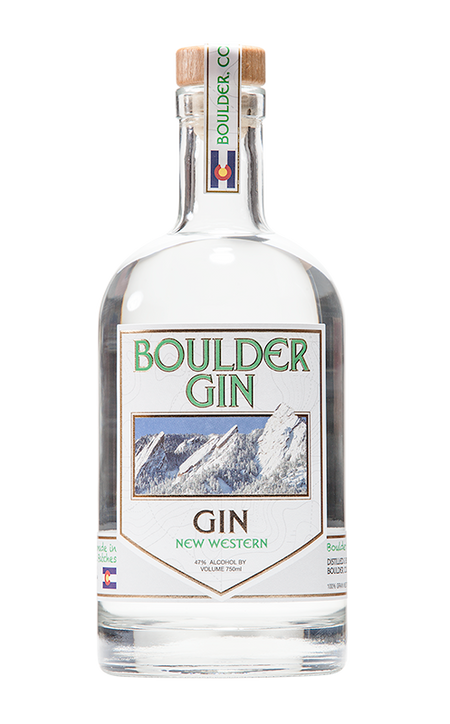 Boulder Gin - COMING IN 2018