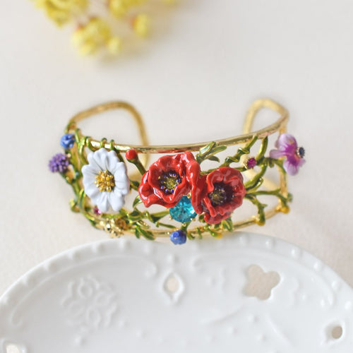 Country Garden Bangle