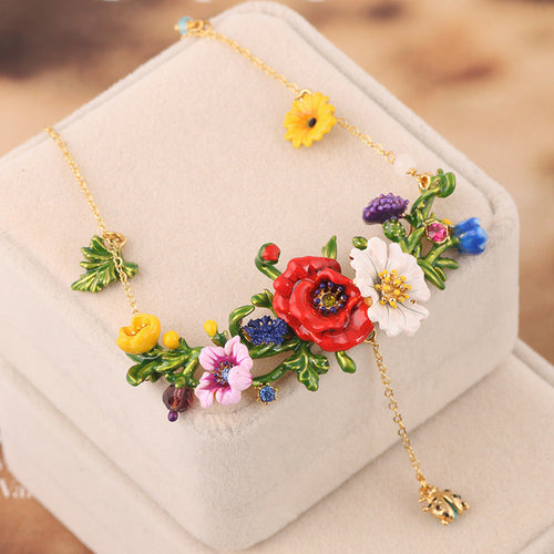 Country Garden Necklace