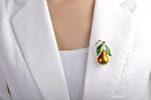Juicy Pear Brooch