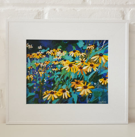 Rudbeckias in the Sun