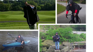 rain coat, raincoat, waterproof, hiking, fishing, kayaking, golf