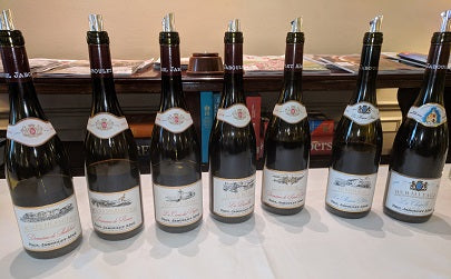 A Tasting with Caroline Frey from Dom. Paul Jaboulet