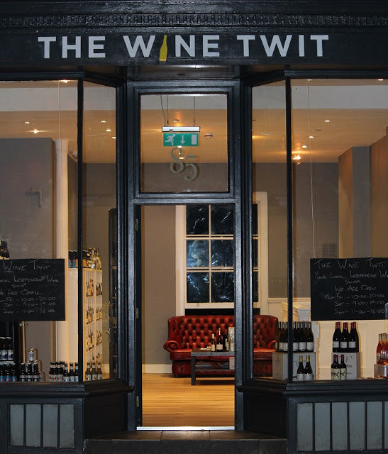 About the Wine Twit