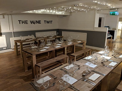 Thursday 21st November - Supper Club £45pp