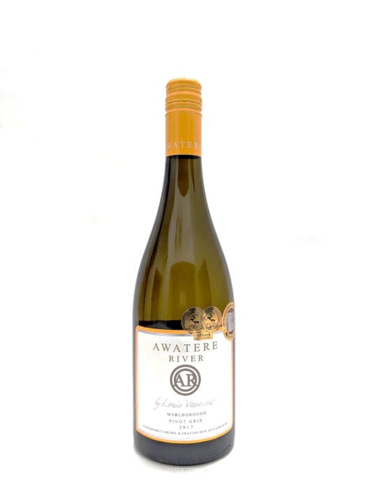 2018 Awatere Pinot Gris